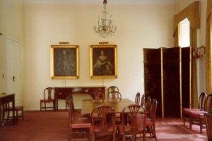 Dining room, c.2000.