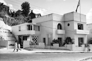 Consul-general's residence, 1951.