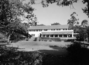 Marimba House, 1964.