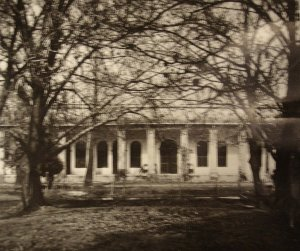 Residence, main frontage, 1960.