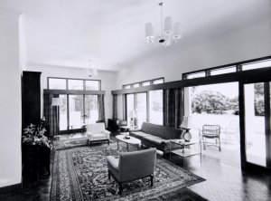 Drawing room, 1963.
