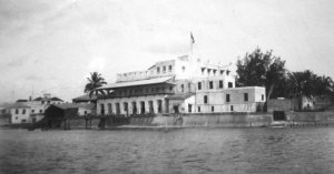 Second consular/agency building, c. 1905.