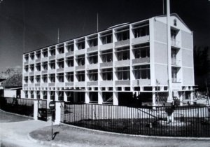 Completed offices, 1962.