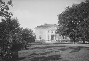 Villa Damsten, 1922.