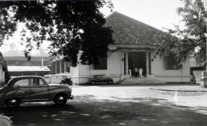 Offices. at 29 Jalan Majapahit, 1955.