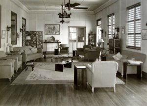 Drawing room, 1938.