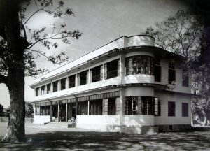 Residence, 1938.