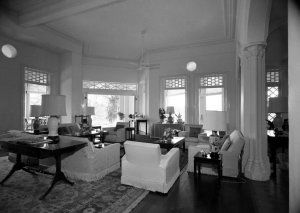 Drawing room, 1964.