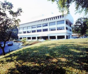 British Council building, 1990s.