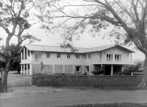 Main front, 1954.