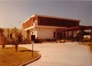 New residence, 1983.