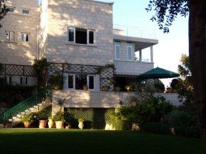 Garden front, 2008.
