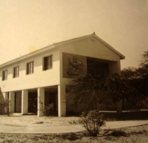 New offices, late 1960s.