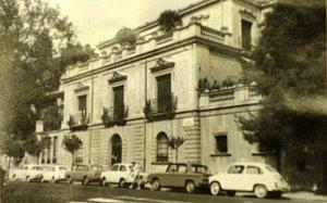 Villa Cameli, 1966.