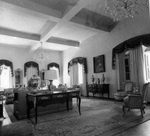 Drawing room, 1959.