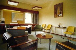 Consul-general's office, 1968.