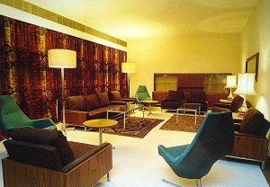 Drawing room, 1968.