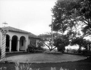 Managua: residence, 1951.