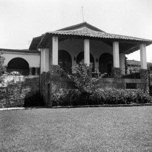 San Jose: residence, 1956.