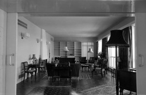 Drawing room, 1956.