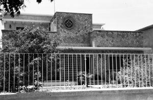 Pre-1961 residence.