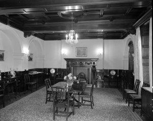 Dining room, 1959.