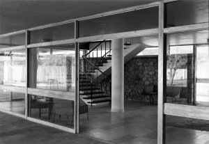 Entrance, 1962.