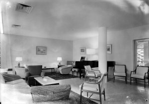 Drawing room, 1962.