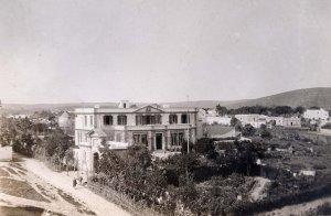 Legation house, ?1900s.